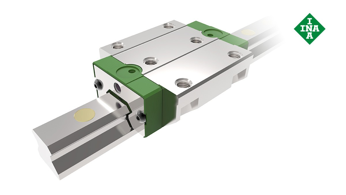 Schaeffler linear guides: Linear recirculating roller bearing and guideway assemblies
