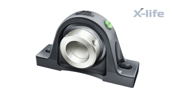 Schaeffler rolling bearings and plain bearings: INA radial insert bearing housing units i.a.w. DIN