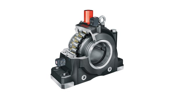 Schaeffler rolling bearings and plain bearings: SNS plummer block housing