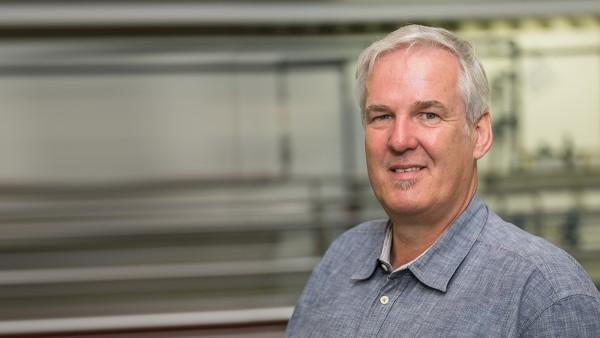 Joachim Dankwardt, deputy manager of the water procurement/treatment department at the Perlenbach water supply association
